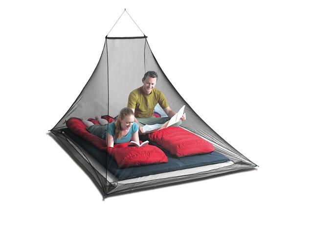 Sea to Summit Mosquito Pyramid - Accesorios para tienda de campaña - Double negro/transparente